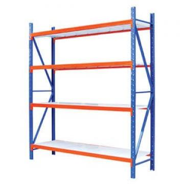 Heavy duty warehouse galvanized long pipe cantilever racking system