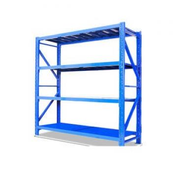 Warehouse shelving angle steel racks for sale