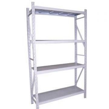 automated industrial steel light-duty warehouse pallet storage shelving rack