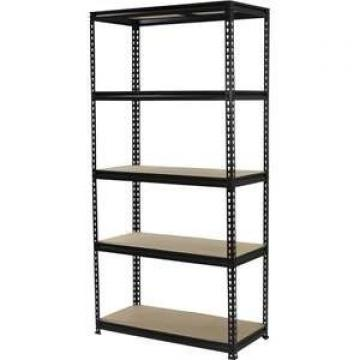 Portable Miniso wooden metal supermarket display shelves store shelving