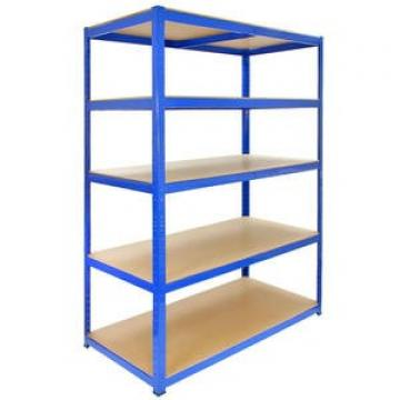 Indoor storage medium duty shelf for goods