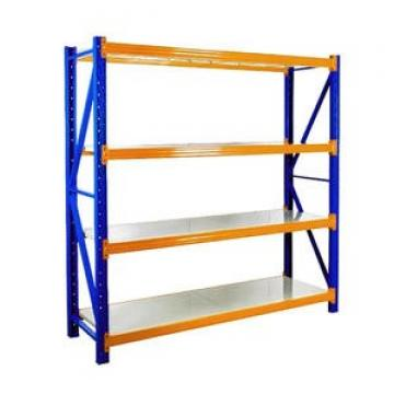 Steel Structure Industrial Warehouse Mezzanine Shelving Racking System