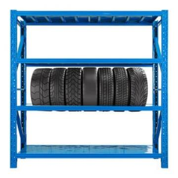 Metal storage rack light/middle duty shelving system