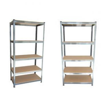 HS code heavy duty raw material steel warehouse storage rack