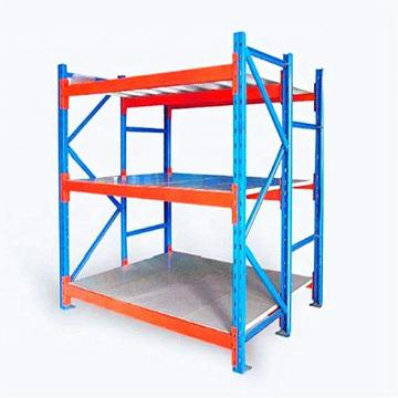 Economical and Strong Rivet shelf / Storage Shelving Unit Rack Boltless Rivet Shelves