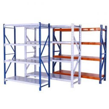 Everunion Storage Heavy Duty Industrial Warehouse Metal Boltless Storage Shelving Racking