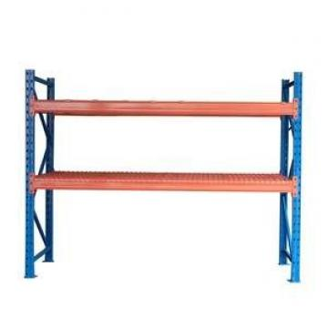 Mobile warehouse storage heavy duty industrial pallet shelving system