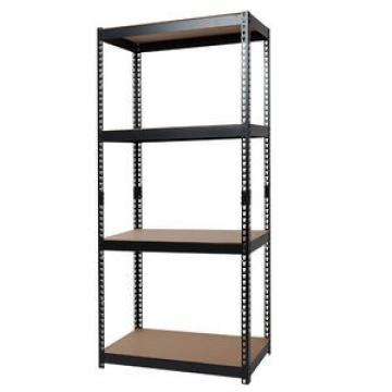 Metal storage 265kg rack 5 galvanized steel sheet shelves garage storage system