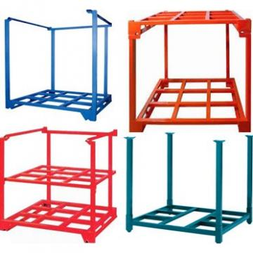 Heavy Duty Steel Shelves ,Very Narrow Pallet Racking System