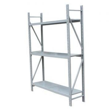 Medium duty cargo storage warehouse longspan shelving