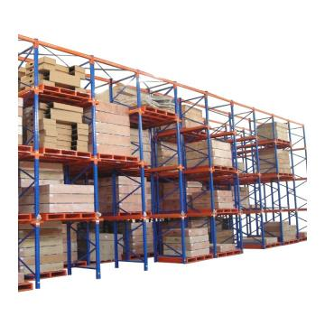 Factory Heavy duty warehouse shelf metal storage shelf for warehouse equipment