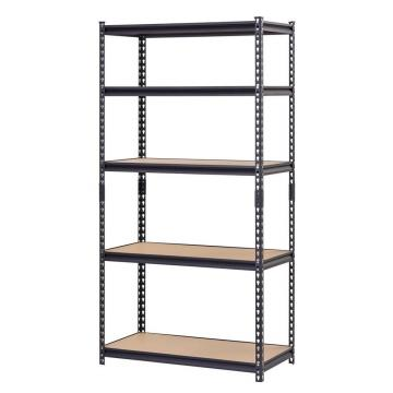 Home Kitchen Garage Wire Shelving 4 Shelf Storage Rack Unit Shelves Metal Closet Book Shelf