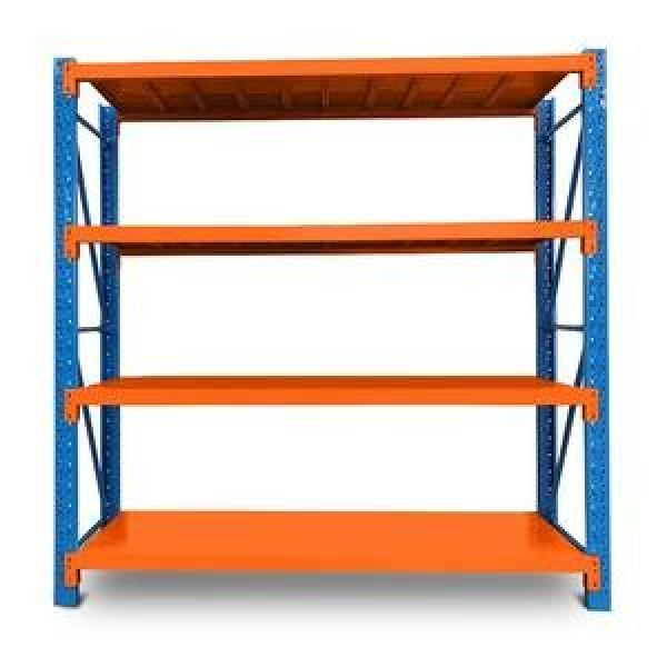 China supplier heavy load warehouse rack, raw material storage rack, storage rack shelves #3 image