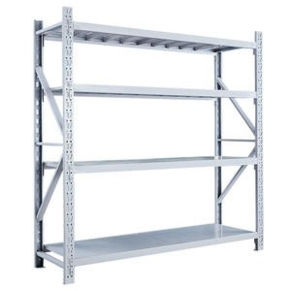 China supplier heavy load warehouse rack, raw material storage rack, storage rack shelves #1 image