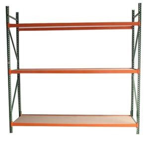 HS code heavy duty raw material steel warehouse storage rack #1 image