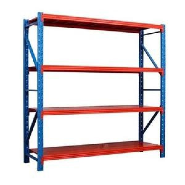 HS code heavy duty raw material steel warehouse storage rack #3 image