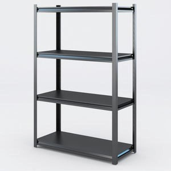 Heavy duty warehouse rack pallet racking system #3 image